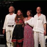 Am Rainbow Spirit Festival 2009 mit Citra, Sonja und Anugraha