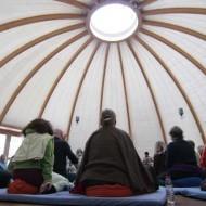 Stille im Dome des Waldhaus Lützelflüh