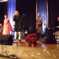 Als 'Salsero' mit dem Govinda Express 2008