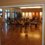 Kursraum im Seminarhaus Jonathan am Chiemsee