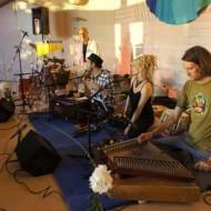 The Band mit Dave, Spring und Erhard