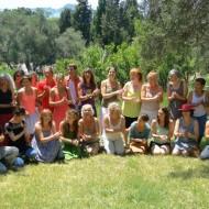 Natur – Gemeinschaft – und natürlich jede Menge Musik – die Korfu ROL'ers 2013